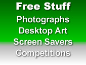 Data Shine - FREE STUFF   Desktop Photographic Images and Art   Screen Savers for PC  Photographic Competitions